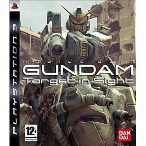 SONY GAME PS3 MOBILE SUIT GUNDAM:TARGET IN