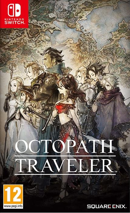 NINTENDO GAME NINTENDO SWITCH OCTOPATH TRAVELER
