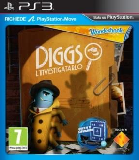 SONY GAME SONY PS3 DIGGS L'INVESTIGATORE