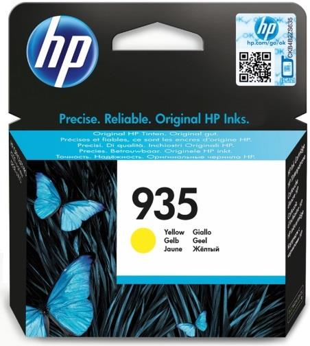 HP CARTUCCIA ORIGINALE HP C2P22AE GIALLA