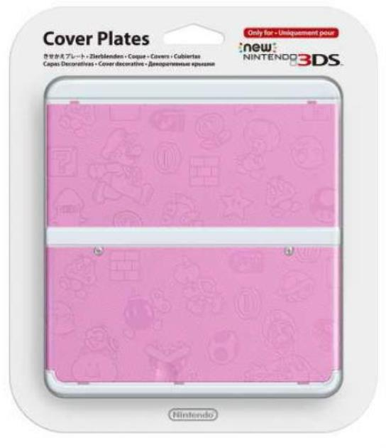 NINTENDO CUSTODIA NINTENDO NEW 3DS 011 PINK