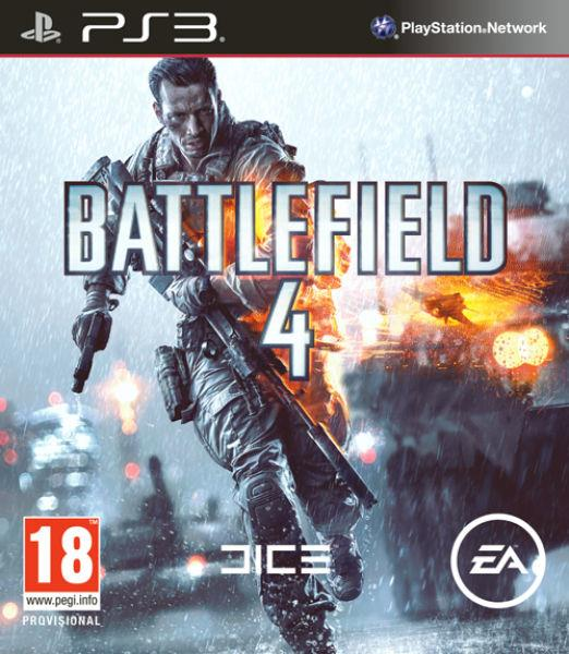 ELECTRONIC ARTS GAME SONY PS3 BATTLEFIELD 4