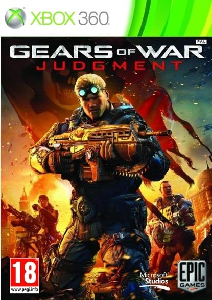 MICROSOFT GAME MICROSOFT XBOX 360 GEARS OF WAR JUDGMENT