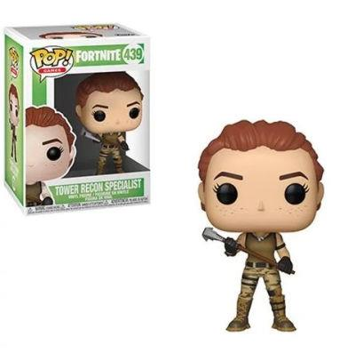 FUNKO ACTION FIGURES FUNKO POP GAMES FORTNITE TOWER RECON SPECIALIST
