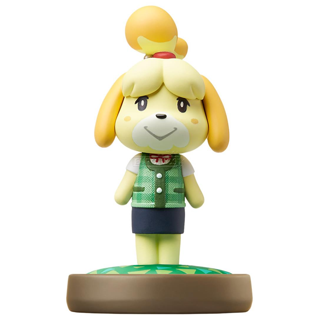 NINTENDO AMIIBO NINTENDO ANIMAL CROSSING ISABELLE SUMMER