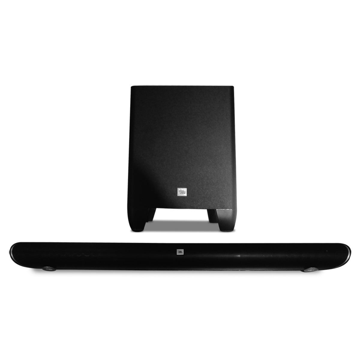 JBL SOUNDBAR JBL CINEMA SB350 BLACK