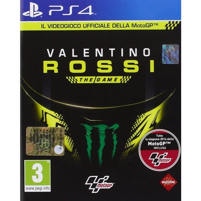 SONY GAME SONY PS4 VALENTINO ROSSI