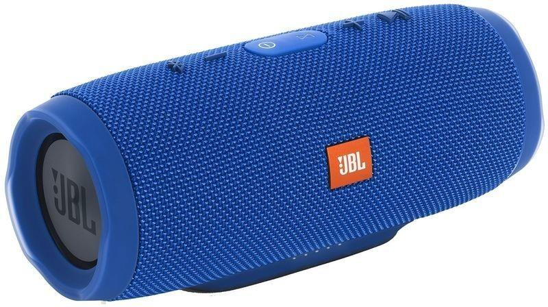 JBL CASSA ACUSTICA JBL BLUETOOTH CHARGE3BLUE