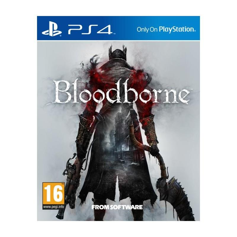TX GAME PS4 BLOODBORNE