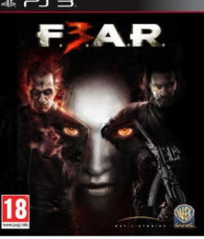 SONY GAME SONY PS3 FEAR 3