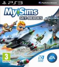 ELECTRONIC ARTS GAME PS3 MYSIMS SKYHEROES