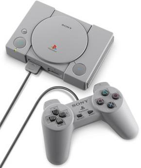 SONY CONSOLE PLAYSTATION CLASSIC MINI