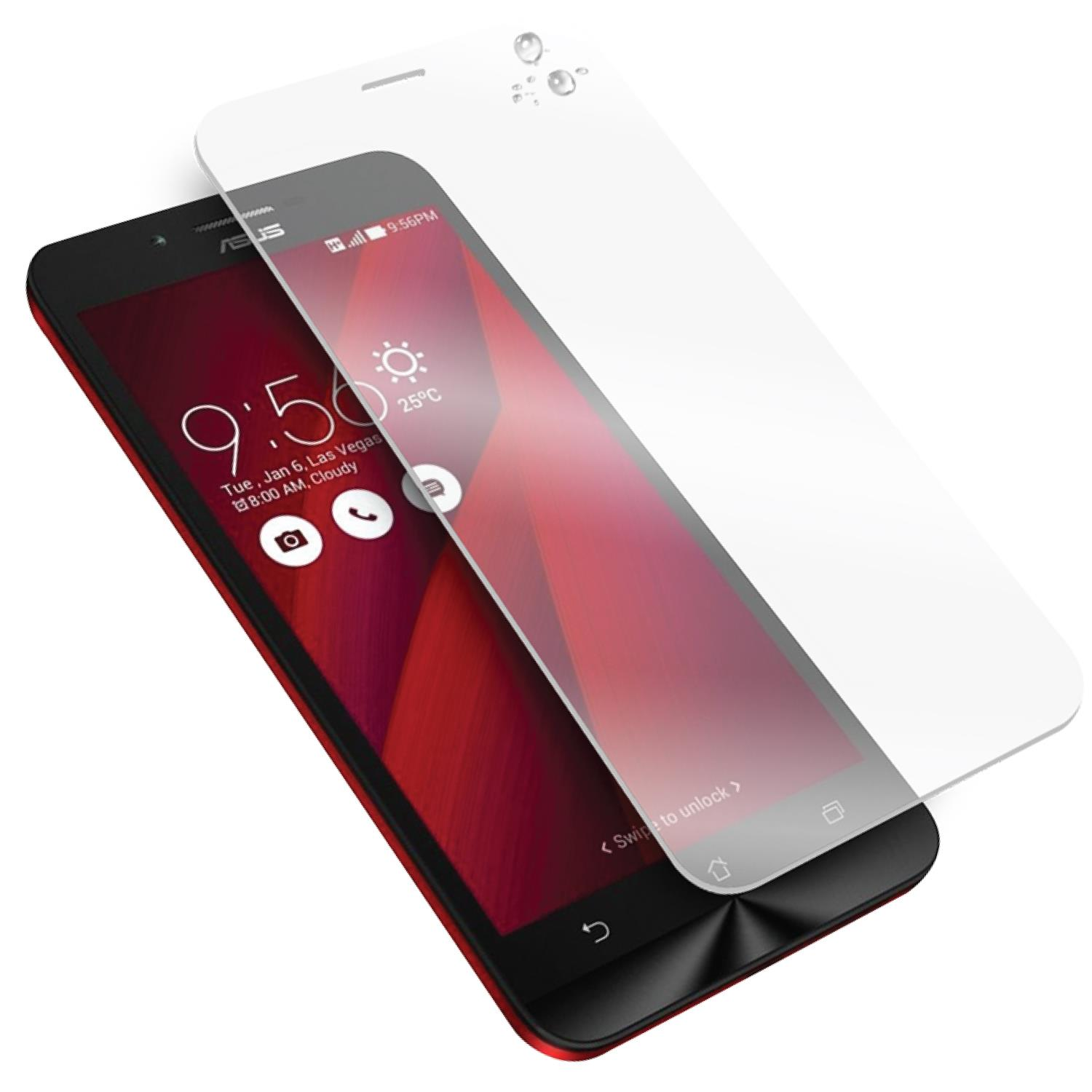 AREA AREA SCREEN PROTECTOR GLASS PER ZENFONE GO  ZC500TG