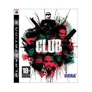 TX GAME PS3 THE CLUB