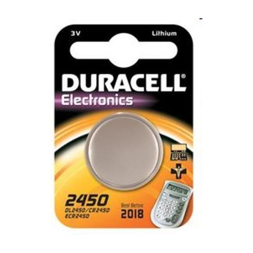 DURACELL DURACELL SPECIALISTICHE ELECTRONICS 2450