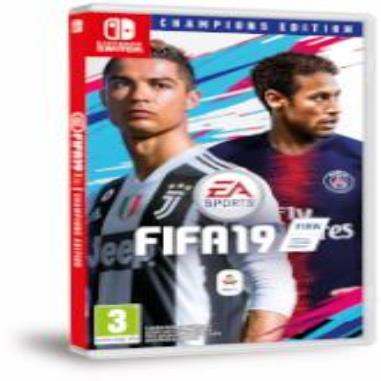 ELECTRONIC ARTS GAME NINTENDO SWITCH FIFA 19 CHAMPIONS EDITION