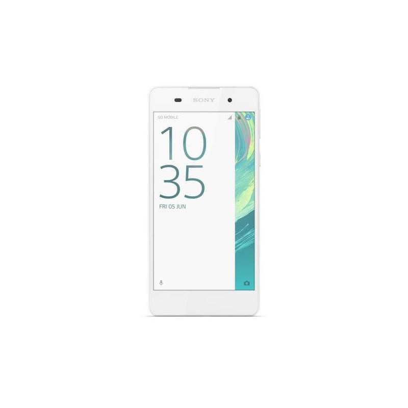 SONY SMARTPHONE SONY XPERIAE5W ANDROID 6 QUADCORE RAM 1.5 GB WHITE