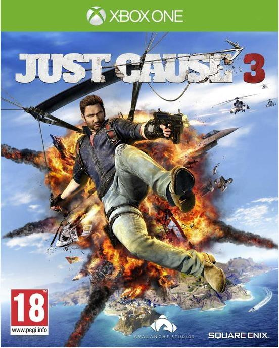 MICROSOFT GAME XBOX ONE JUST CAUSE 3