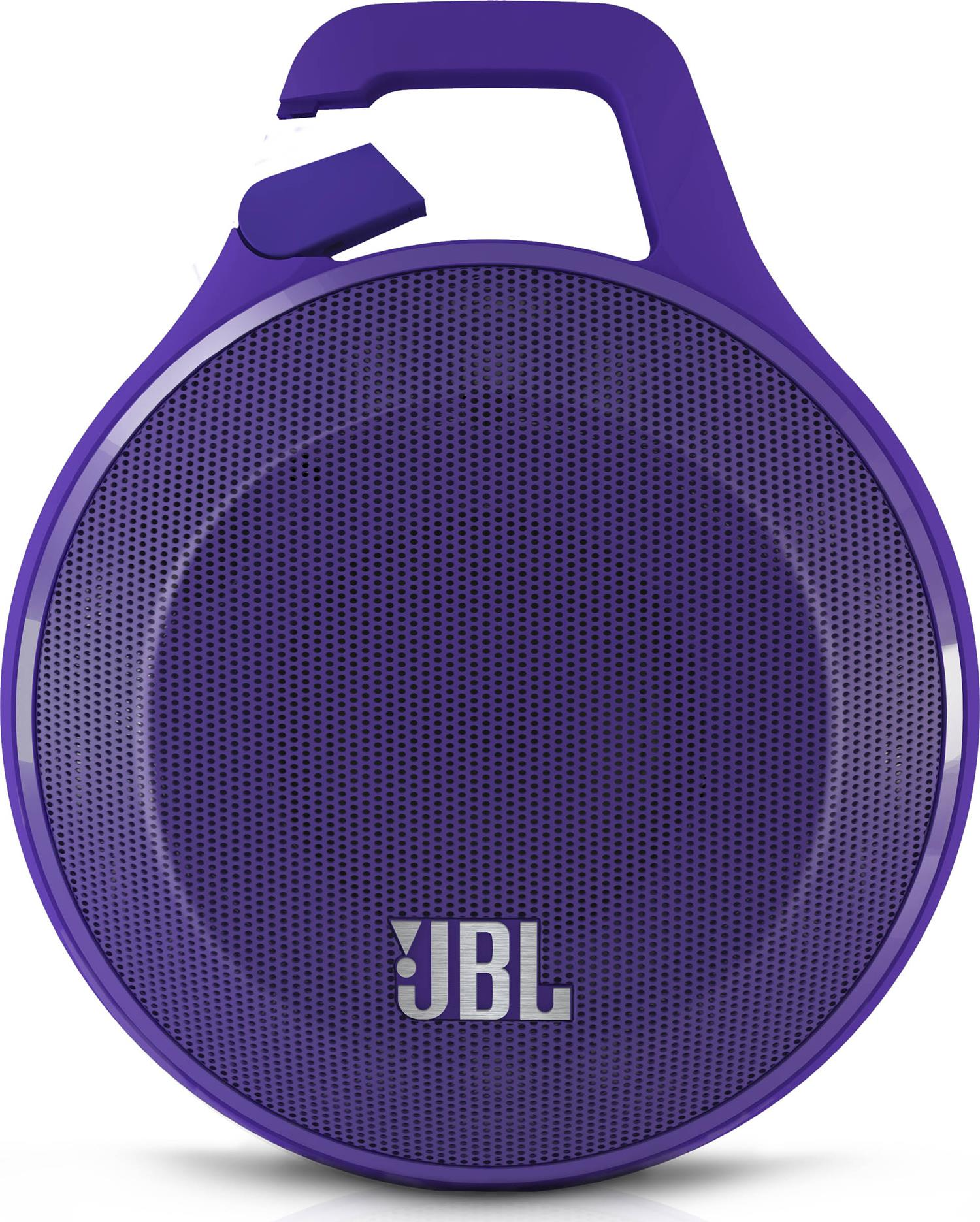 JBL CASSA ACUSTICA JBL PS CLIP PURPLE