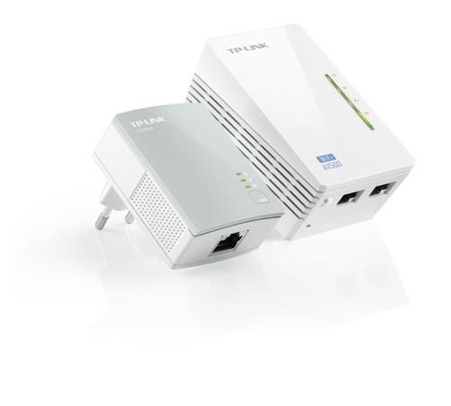 NILOX TP-LINK TL-WPA4220KIT 300MBPS WLAN N REPEATER KIT
