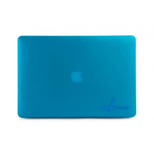 TUCANO CUSTODIA RIGIDA NIDO MACBOOK AIR 13AZZURRA