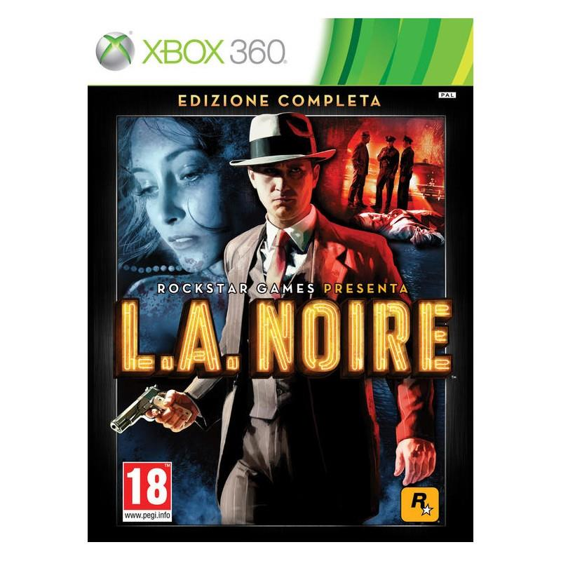 TAKE TWO INTERACTIVE X360 LA NOIRE