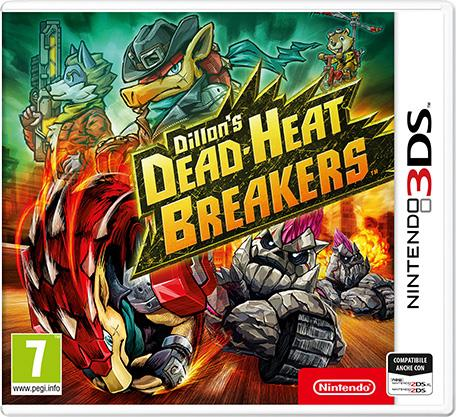 NINTENDO GAME NINTENDO 3DS DILLON'S DEAD-HEAT BREAKERS ITA