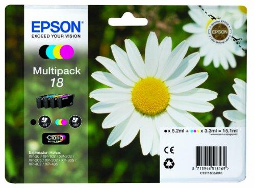 EPSON MULTIPACK MARGHERITA N.4 CARTUCCE