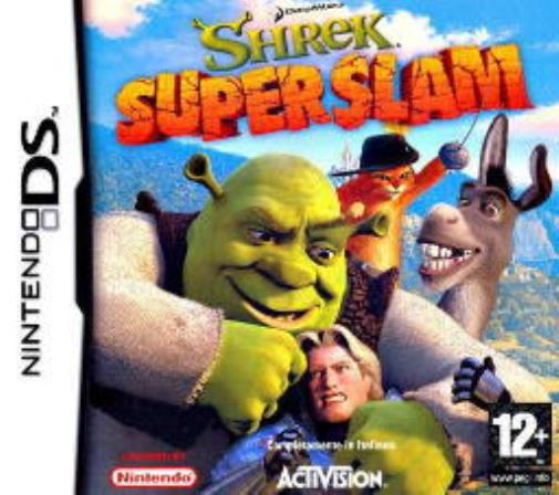 ACTIVISION GAME NDS SHREK SUPER SLAM