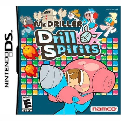 NINTENDO GAME NDS MR. DRILLER DRILL SPIRIT