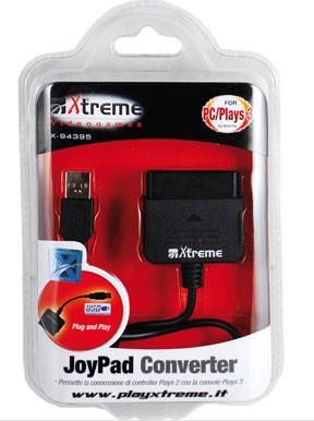 XTREME CONVERTITORE XTREME JOYPAD PS2 TO P S3