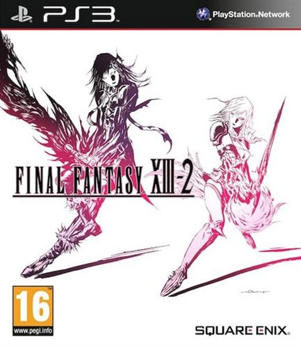 SONY GAME SONY PS3 FINAL FANTASY XIII-2