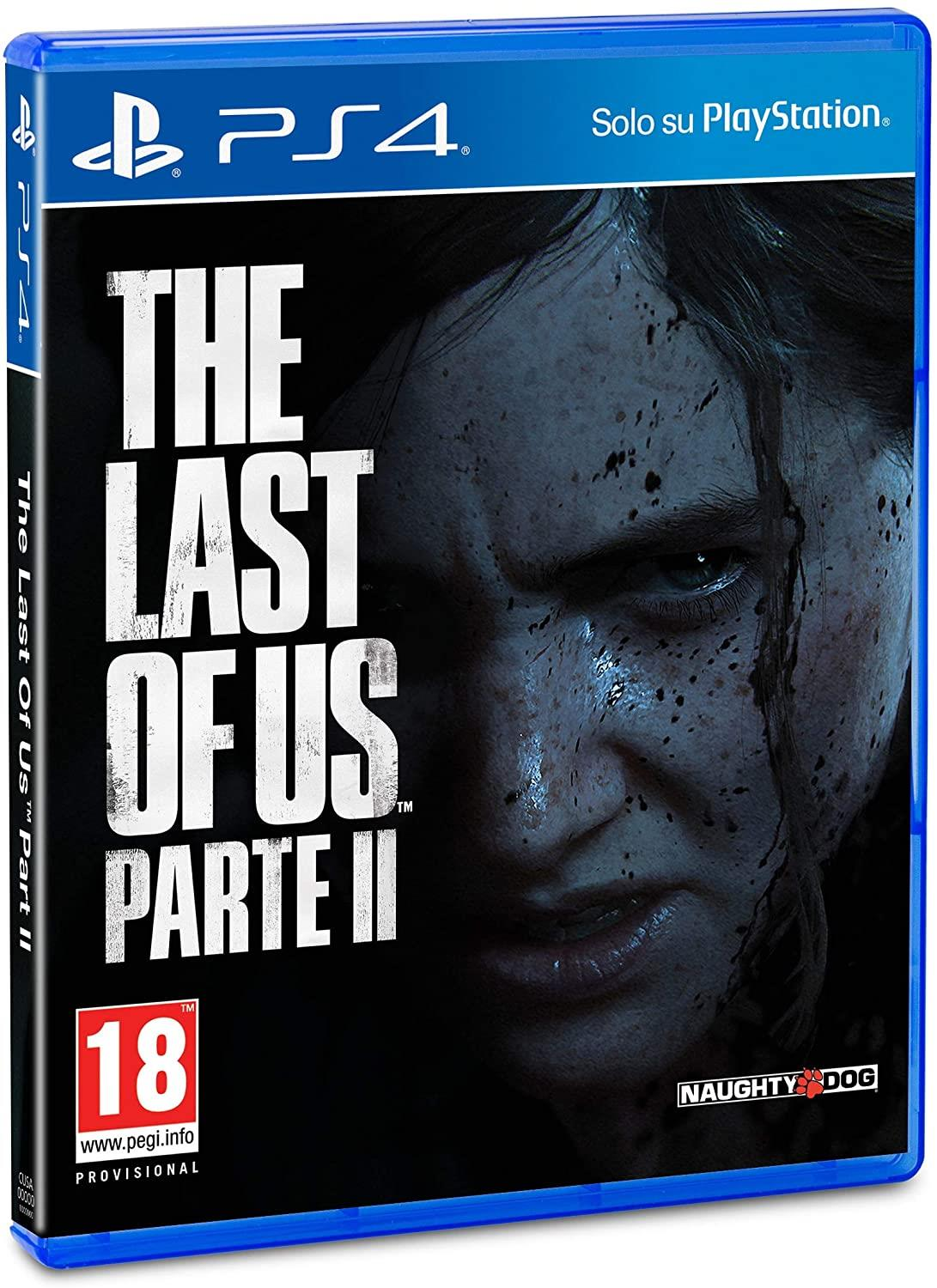 SONY GAME SONY PS4 THE LAST OF US PARTE II