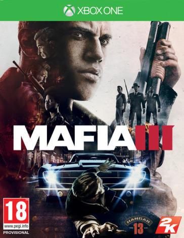 TAKE TWO INTERACTIVE GAME MAFIA 3 XBOX ONE