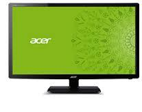 ACER MONITOR LCE LED ACER V246HLBMD 24''