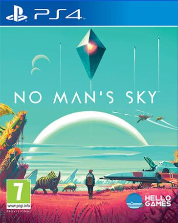 SONY GAME NO MAN'S SKY X PS4