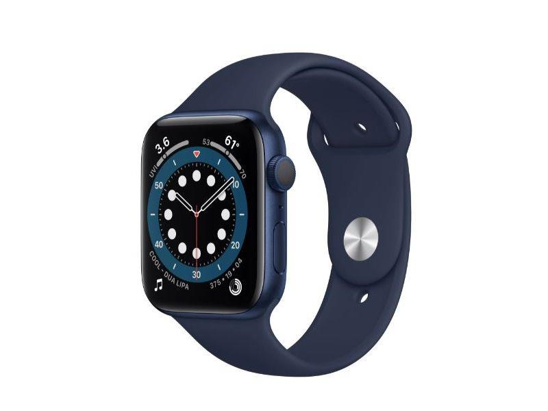 APPLE APPLE WATCH SERIE 644MM GPS AZZURRO