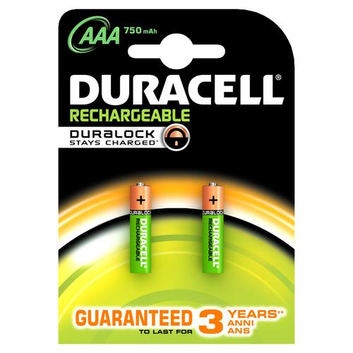 DURACELL CF2 DURACELL RICARIC VALUE STAYCHARGE AAA