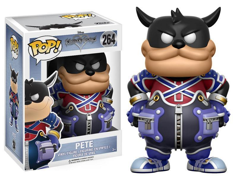FUNKO ACTION FIGURES FUNKO POP VINYL KINGDOM HEARTS PETE