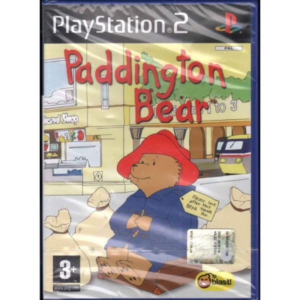 TX GAME PS2 PADDINGTON BEAR