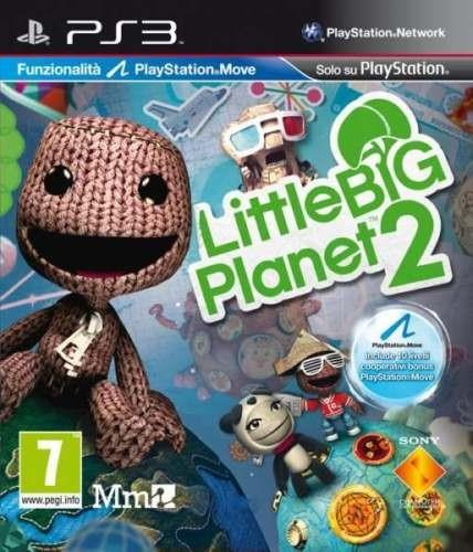 TX GAME PS3 LITTLE BIG PLANET 2