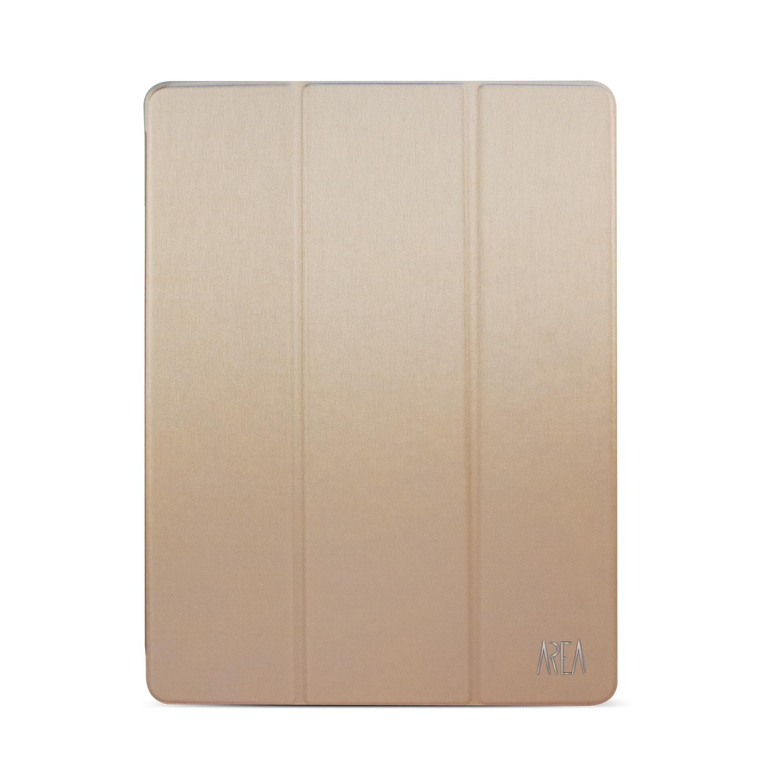 AREA CUSTODIA AREA IPAD PRO 9.7 ECOPELLE ORO
