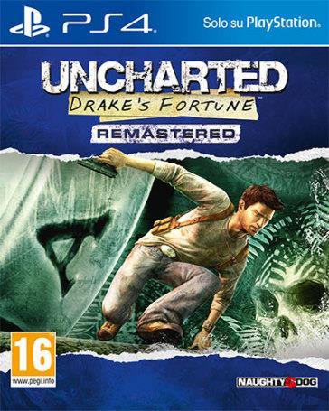 SONY GAME SONY PS4 UNCHARTEDDRAKE'S FORTUNE