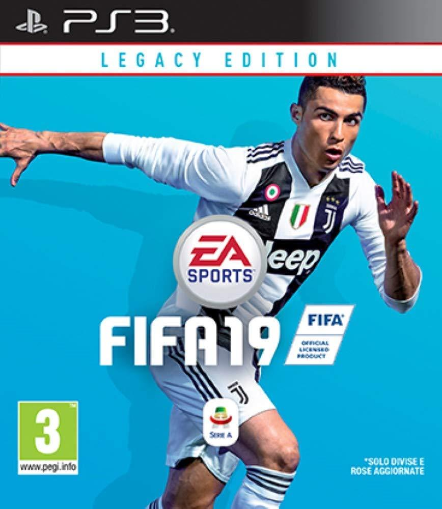 ELECTRONIC ARTS GAME FIFA 19 PS3 LEGACYEDITION ITA