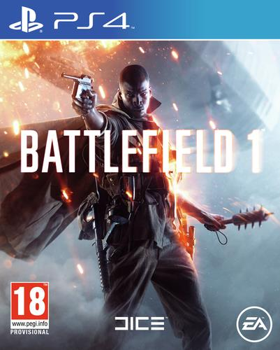 SONY GAME BATTLEFIELD 1 PS4
