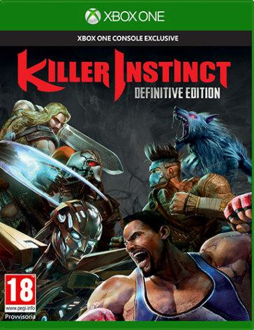 MICROSOFT GAME KILLER INSTINCT DEFINITIVE EDITION XBOX ONE