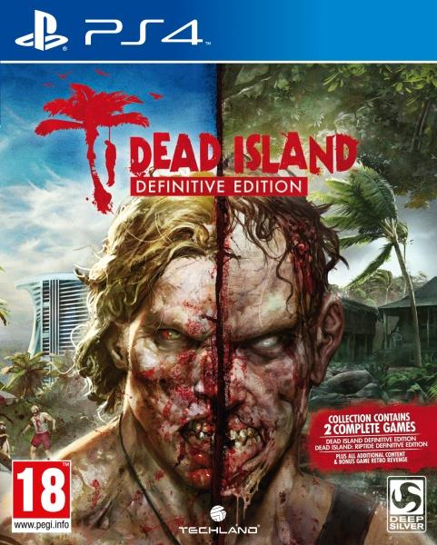 SONY GAME SONY PS4 DEAD ISLAND DEFINITIVE COLLECTION