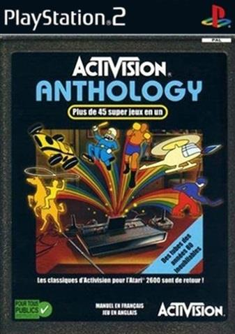 ACTIVISION GAME SONY PS2 ANTHOLOGY ACTIVISION