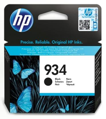 HP CARTUCCIA ORIGINALE HP C2P19AE BGX 934 BLACK