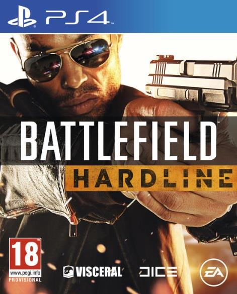 ELECTRONIC ARTS GAME SONY PS4 BATTLEFIELD HARDLINE
